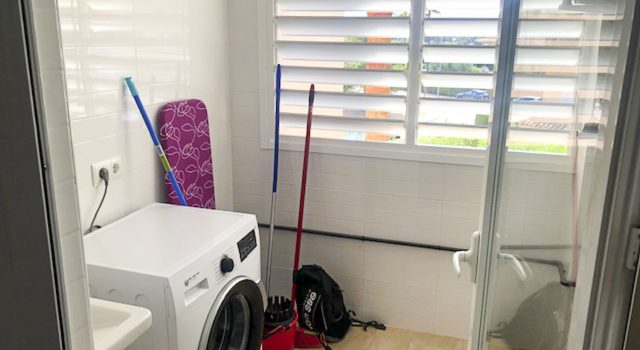 Eve - laundry space