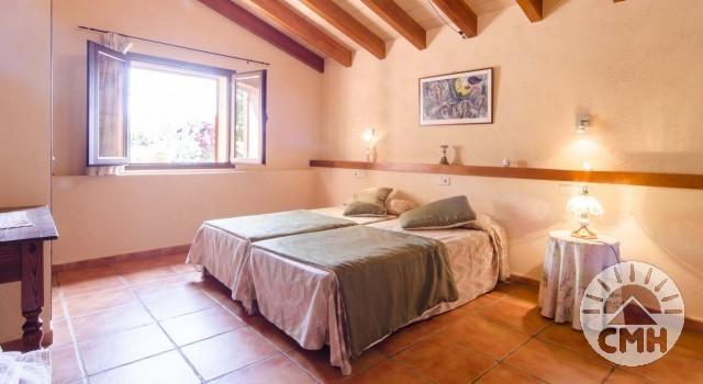 Finca Sa Plana - Bedroom