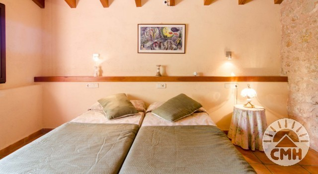 Finca Sa Plana - Bedroom Beds