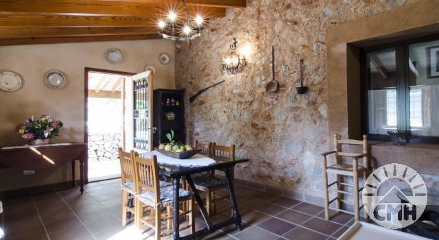 Finca Sa Plana - Dining Room