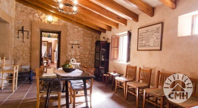 Finca Sa Plana - Dining Room Table