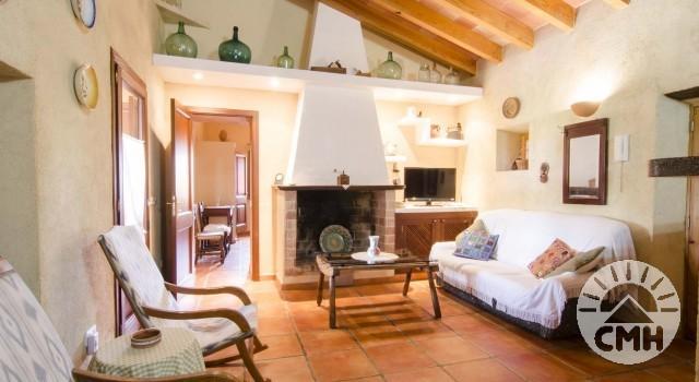 Finca Sa Plana - Living Room