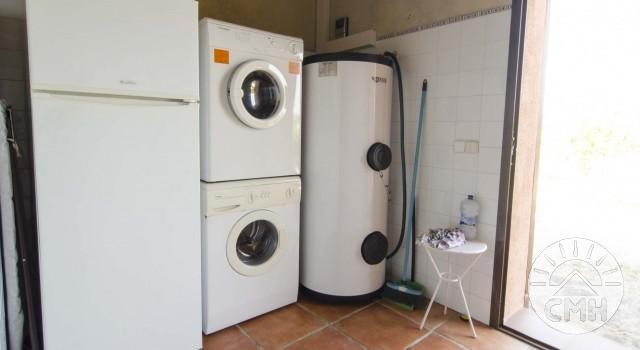 Finca Sa Plana - Washing Machines