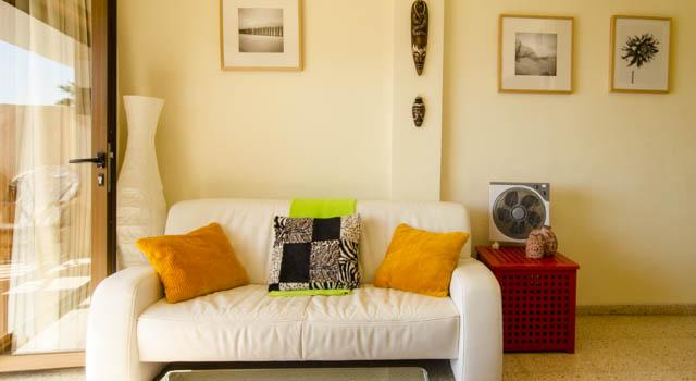 Levante - Livingroom with Sofa