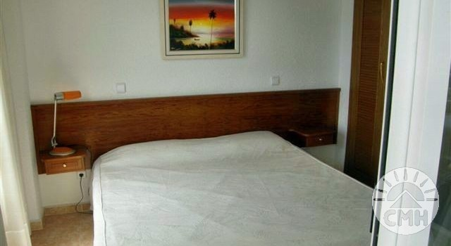 Marina Park - Bedroom with double bed