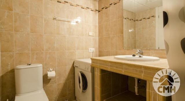 Marina Park 3rd floor - Bath with Washing Machine