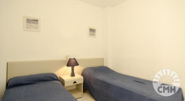 Marina Park 3rd floor - Bedroom Two Beds