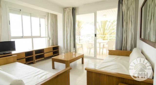 Marina Park 3rd floor - Living Room Terrace View