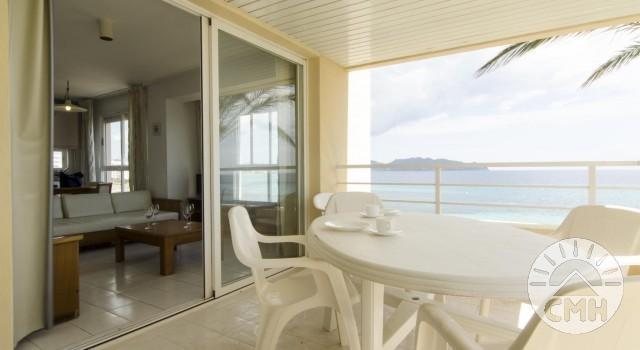 Marina Park 3rd floor - Terrace to Living Room