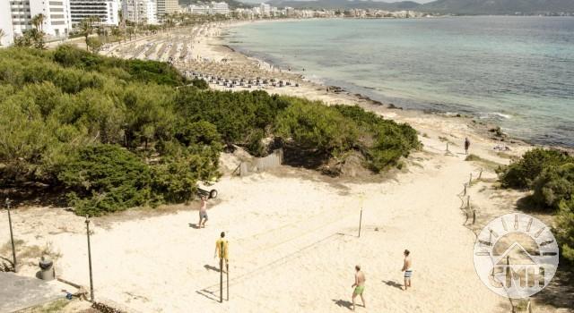 Marina Park 3rd floor - Volleyball Field