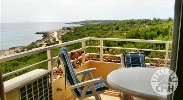 Marina Park - balcony with park view