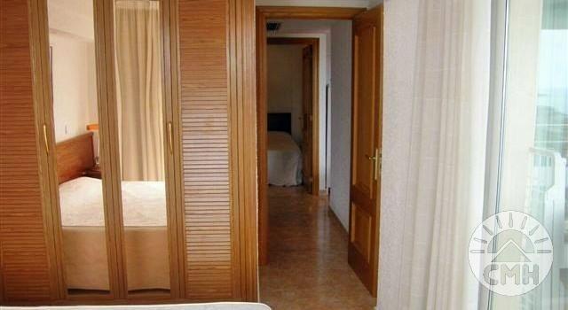 Marina Park - bedroom 1 with closet