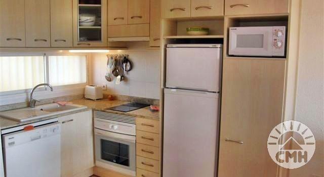 Marina Park - kitchen