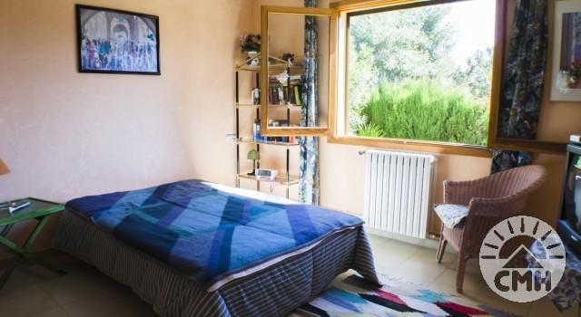 Villa Floriana - Schlafzimmer 1