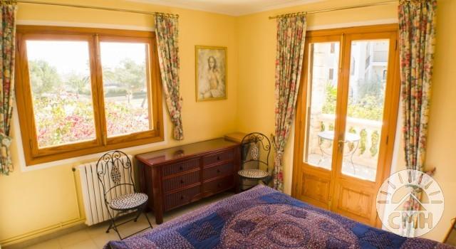 Villa Floriana - Überblick Schlafzimmer 3