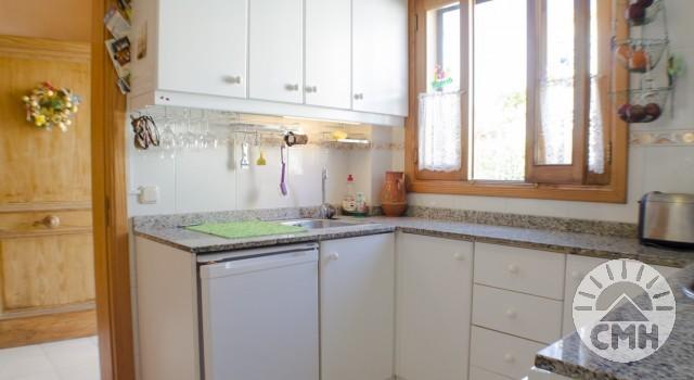 Villa Floriana - Küche
