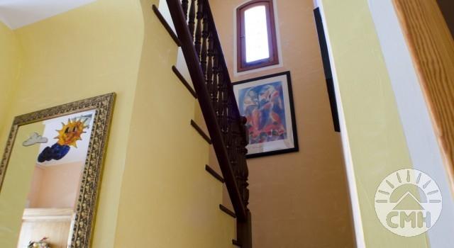 Villa Floriana - Stairs