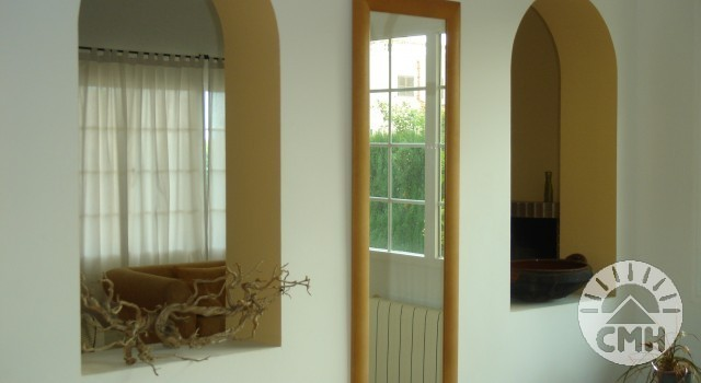 Villa Julie - corridor