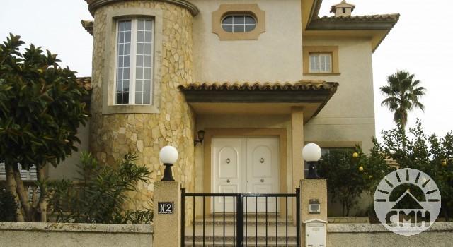 Villa Julie - entrance