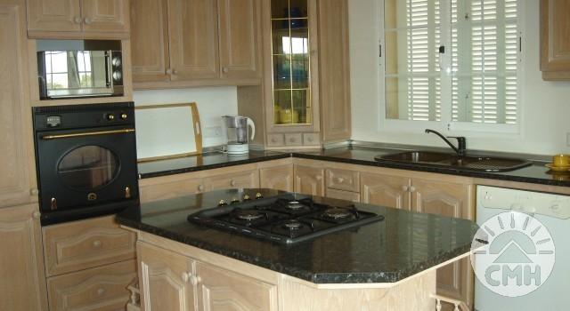 Villa Julie - kitchen full equiped