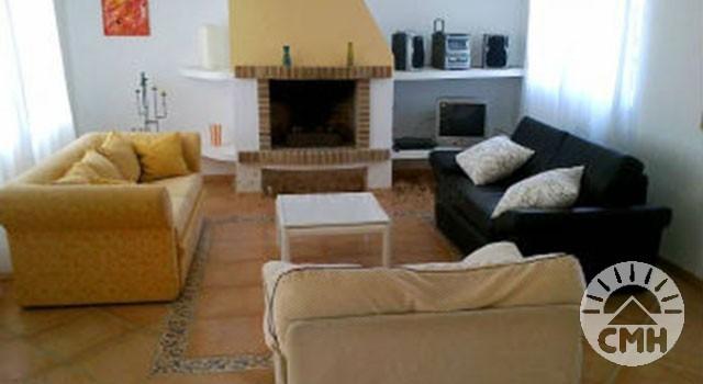 Villa Julie - living room