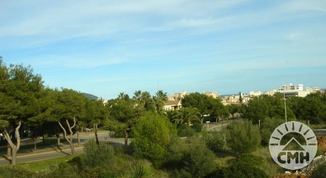 Villa Julie - view from balcony bedroom 1