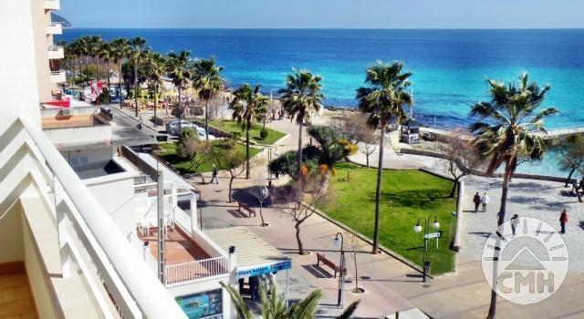 Villa Margarita 1 bedroom - balcony with sea view