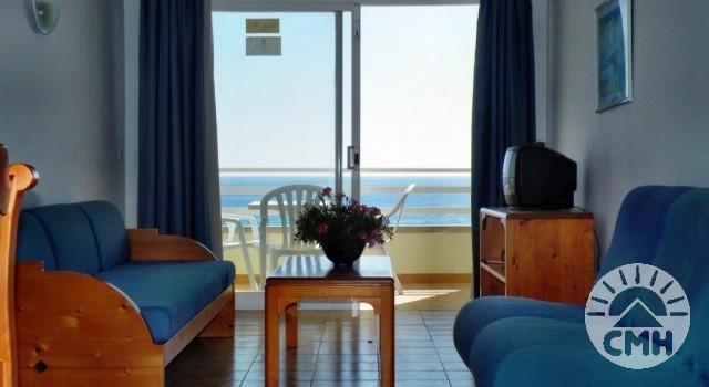 Villa Margarita 1 bedroom - living room
