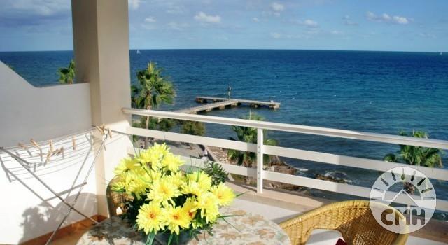 Villa Margarita 2 Schlafzimmer - Balkon