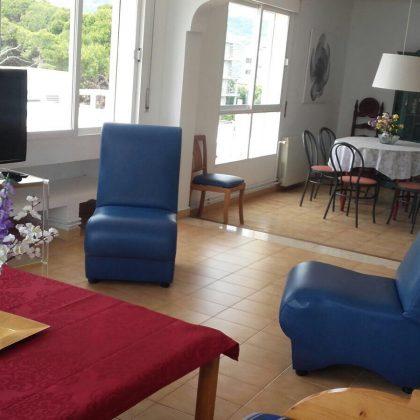 Villa Margarita 3 Schlafzimmer - Wohnzimmer